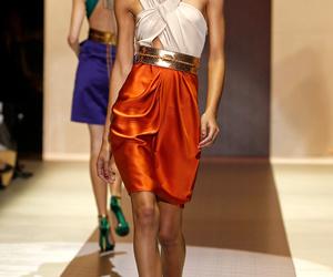 gucci, dress, and fashion image