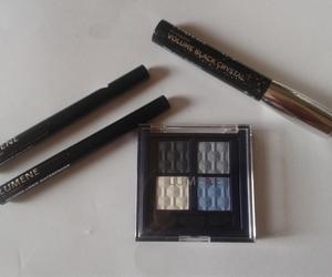 eyeliner, make up, and eyeshadow image