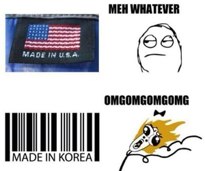 korea, kpop, and made in usa image