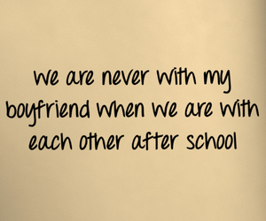 are, we, and boyfriend image