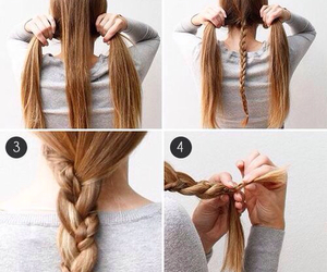 beautiful, different, and hair image