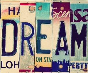 dreams, follow, and girl image