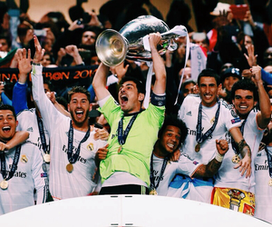 real madrid, champion, and champions league image