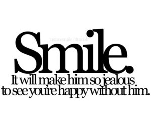 smile, jealous, and happy image