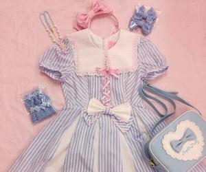 dress, kawaii, and lolita image