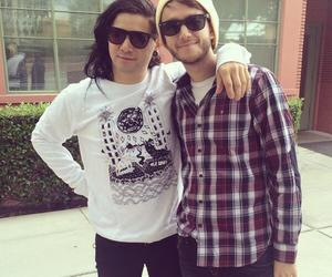 skrillex and zedd image