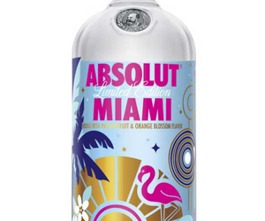 absolut, Miami, and edition limited image
