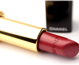 chanel, girls, and lipstick image