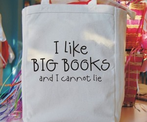 book, bag, and funny image