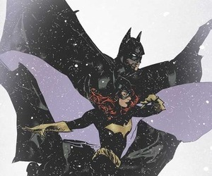 batgirl and batman image