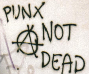 punk, anarchy, and punk rock image