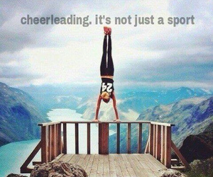 awesome, cheer, and gymnastics image