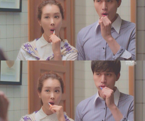 sweet, lee dong wook, and lee da hae image