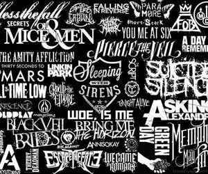 bring me the horizon, a day to remember, and the amity affliction image