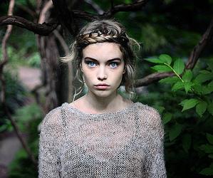 girl, model, and elsa holmgren image