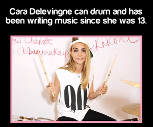 tumblr, cara delevingne, and tumblr facts image