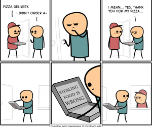 comic, cyanide and happiness, and funny image