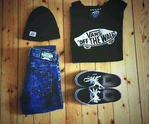 girl, heart, and vans image