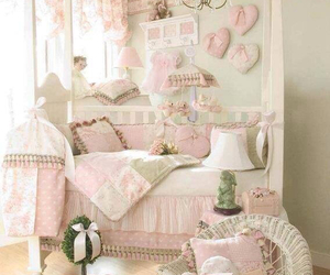 girly, home, and pink image
