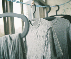 clothes, shirt, and vintage image