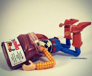 nutella and woody image