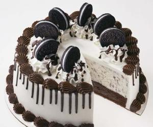 cake, sweet, and desert image