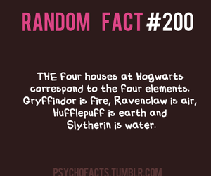 elements, gryffindor, and harry potter image