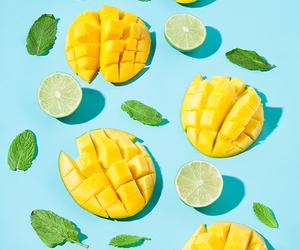 fruit, aesthetic, and mango image