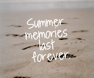 beach, memories, and summer image