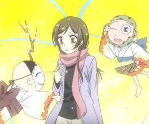 anime, nanami, and tomoe image