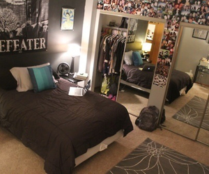 awesome, bedroom, and fancy image