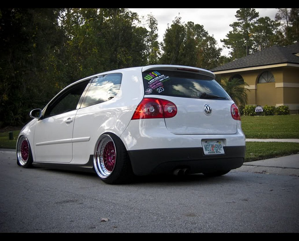 Modified Vw Golf Gti Mk5 Picture 96512 High Res Wallpaper Modifiedcars Com