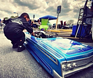 cholo and lowrider image