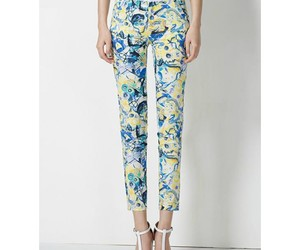 fashion, long, and flower image