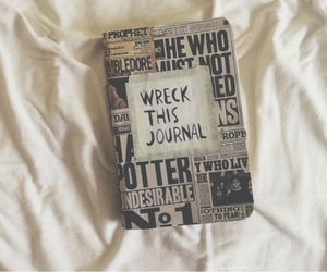 book, creative, and harry potter image