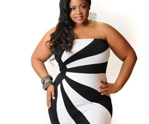 plus size, curvy girls, and plus size women image