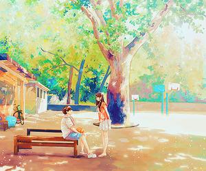 amazing, anime couple, and art image