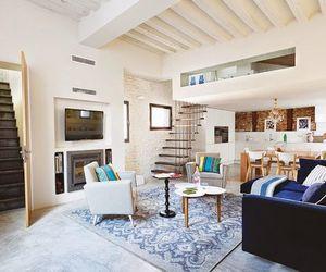 cozy, dream home, and pretty image