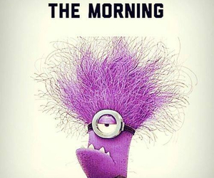 morning, minions, and funny image
