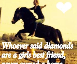 diamond, friend, and girl image