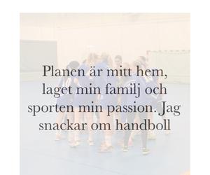 jag, dor, and handboll image
