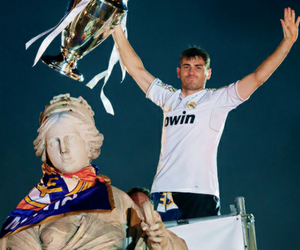 real madrid and iker casillas image