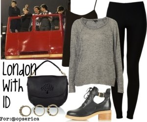 outfit, liam payne, and niall horan image