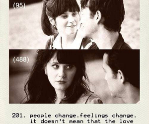 love, 500 Days of Summer, and quotes image