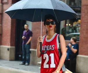 rihanna, adidas, and riri image