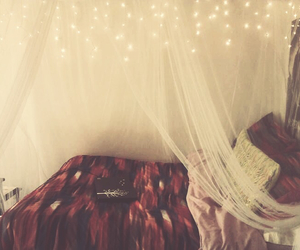 adorable, bed, and bedroom image