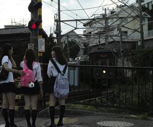 girl, japan, and asian image