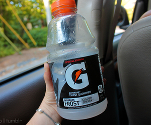 flavor, gatorade, and frost image