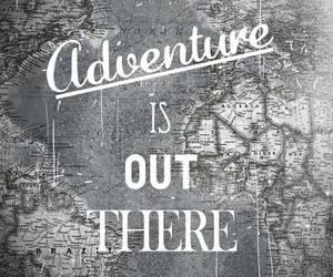 adventure, travel, and quotes image