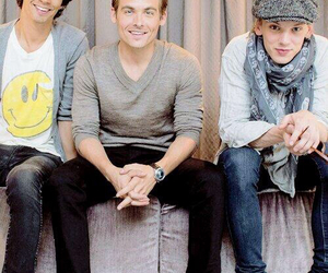 Jamie Campbell Bower, Kevin Zegers, and robert sheehan image